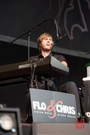 RPR1 Open Air 2014 - Flo & Chris - Chris II