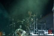 RPR1 Open Air 2014 - Kim Wilde - Drums