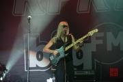 RPR1 Open Air 2014 - Kim Wilde - Bass