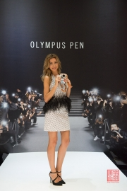 Photokina 2014 - Olympus Model