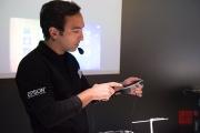 Photokina 2014 - Epson Moverio Presentation
