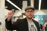 Photokina 2014 - Polaroid - Cube Presentation
