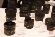 Photokina 2014 - Sigma Lenses
