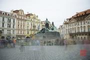 Prague 2014 - Jan Hus Memorial