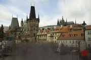 Prague 2014 - Charles Bridge - Gate