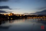 Prague 2014 - Prague Castle & Vltava