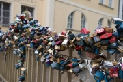Prague 2014 - Love locks