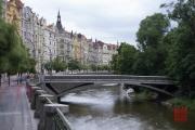 Prague 2014 - Masarykovo nabrezi