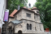 Prague 2014 - Old Jewish Building