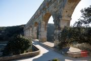 Nimes 2014 - Aqueduct - Aqueduct Bridge View