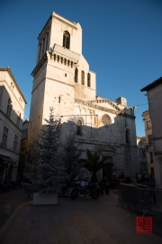 Nimes 2014 - Cathedral