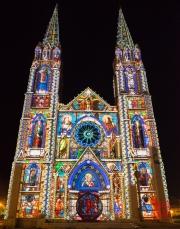Nimes 2014 - Eglise Saint Baudile - Saints