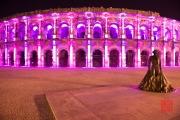 Nimes 2014 - Arena - Pink