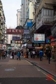 Hongkong 2014 - Streets II