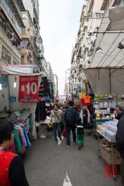 Hongkong 2014 - Street Market I