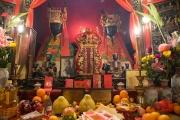 Hongkong 2014 - Man Mo Temple - Altar I