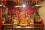 Hongkong 2014 - Man Mo Temple - Altar II