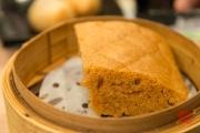 Hongkong 2014 - DimSum Restaurant - Eggbread
