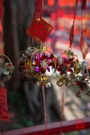 Macau 2014 - A-Ma Temple -Lucky charms