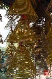 Macau 2014 - A-Ma Temple - Incense canes