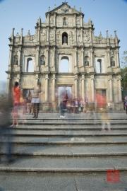 Macau 2014 - Ruin's of St. Paul's