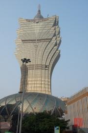 Macau 2014 - Casino Lisboa