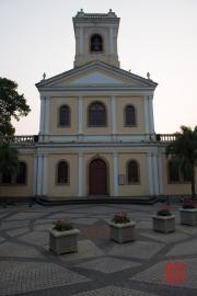 Macau 2014 - Taipa Church