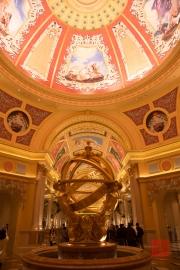 Macau 2014 - The Venice - Entrance