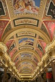 Macau 2014 - The Venice - Roof Painting II