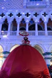 Macau 2014 - The Venice - Show