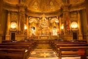 Saragossa 2014 - Inside the Basilica del Pilar