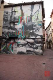 Saragossa 2014 - Street Art - Pattern