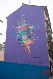 Saragossa 2014 - Street Art - Skewer