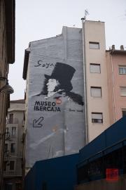 Saragossa 2014 - Street Art - Goya