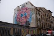 Saragossa 2014 - Street Art - Smoker