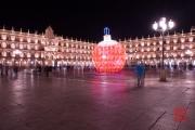 Salamanca 2014 - Plaza by night
