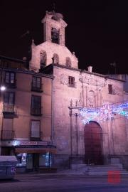Salamanca 2014 - Church by night