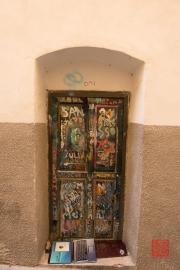 Quenca 2014 - Painted Door