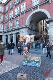 Madrid 2014 - Artist