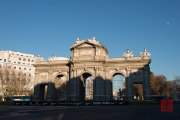 Madrid 2014 - Victory Arch