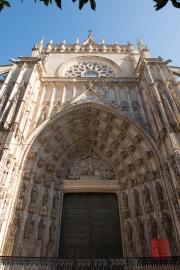 Seville 2015 - Cathedral Entrance I