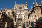Seville 2015 - Cathedral Entrance II