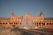 Seville 2015 - Plaza de Espana - Fountain