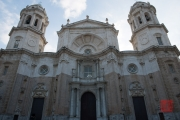 Cadiz 2015 - Cathedral Entrance