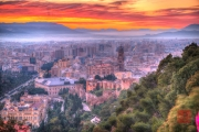 Malaga 2015 - Castle of Malaga