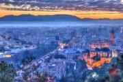 Malaga 2015 - Incoming Fog