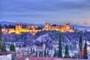 Granada 2015 - Alhambra at Night