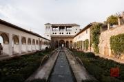 Granada 2015 - Alhambra - Generalife - Inner Garden II