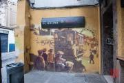 Granada 2015 - Graffiti - Cable Car