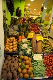Granada 2015 - Fruits & Vegetables & Monster Calabaza